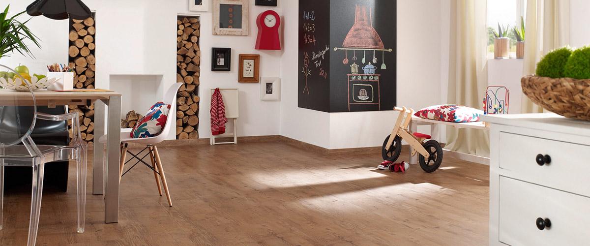 Türen und Bodenbeläge der Solida Holz GmbH
