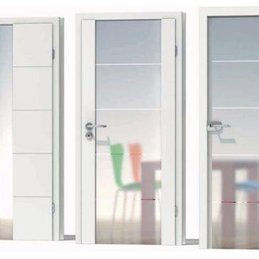 Glastüren und Holzglastüren der Solida Holz GmbH